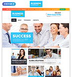 Website  Template 55227