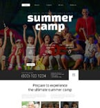 Website  Template 55235