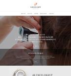 Medical Website  Template 55238