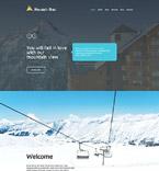 Hotels Website  Template 55245