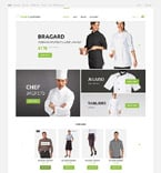 Fashion OpenCart  Template 55260