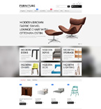 Furniture PrestaShop Template 55268