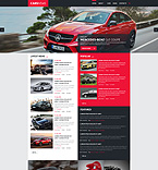 Cars Joomla  Template 55269