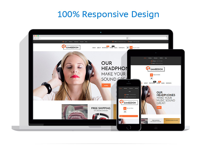 WooCommerce Themes Musique #55274