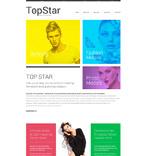 Fashion Website  Template 55276