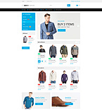 Fashion PrestaShop Template 55281