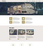Travel Website  Template 55290