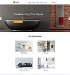 Furniture Website  Template 55295