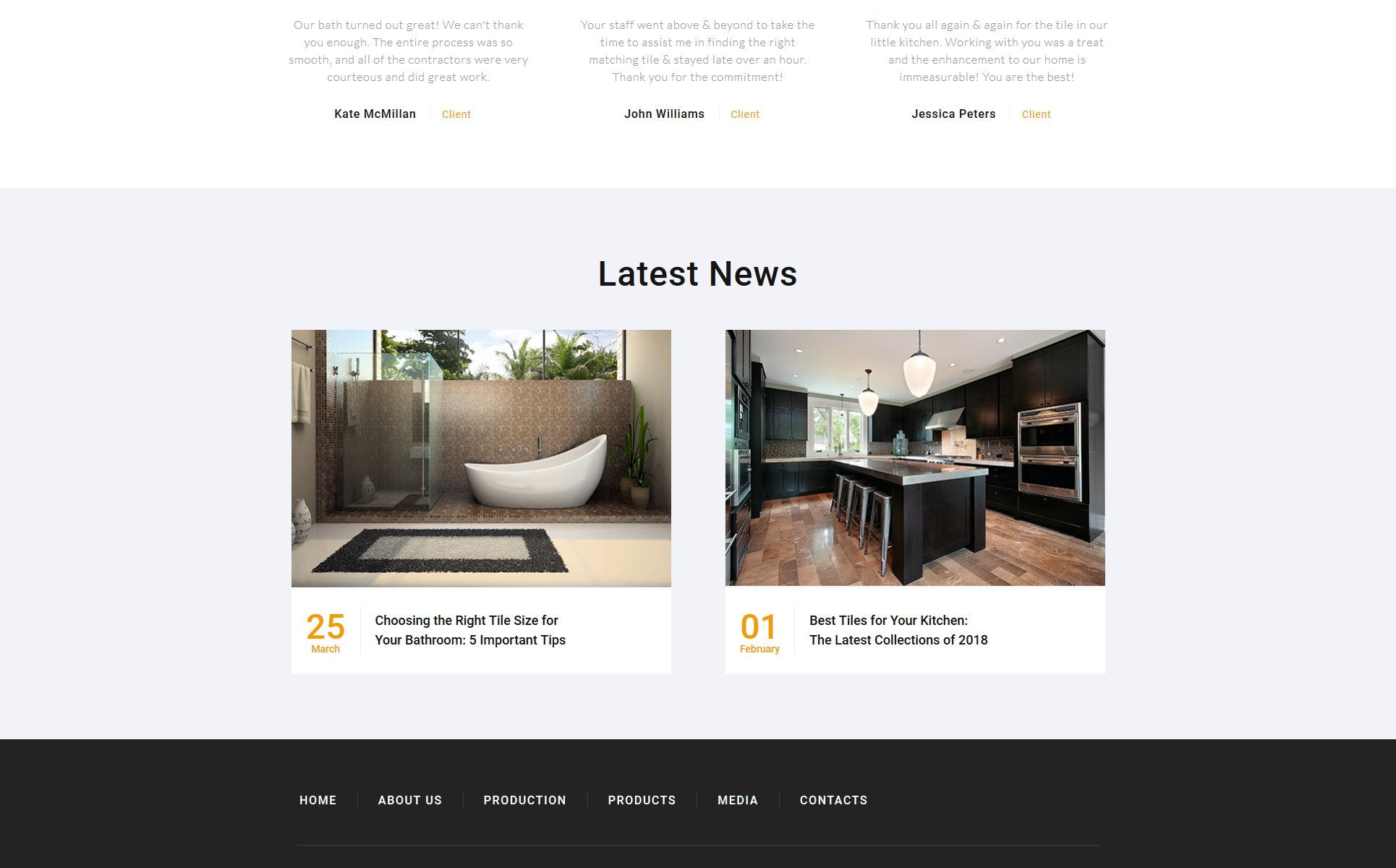 ... Decor Multipage Creative HTML Website Template Big Screenshot · Zoom In  Live Demo