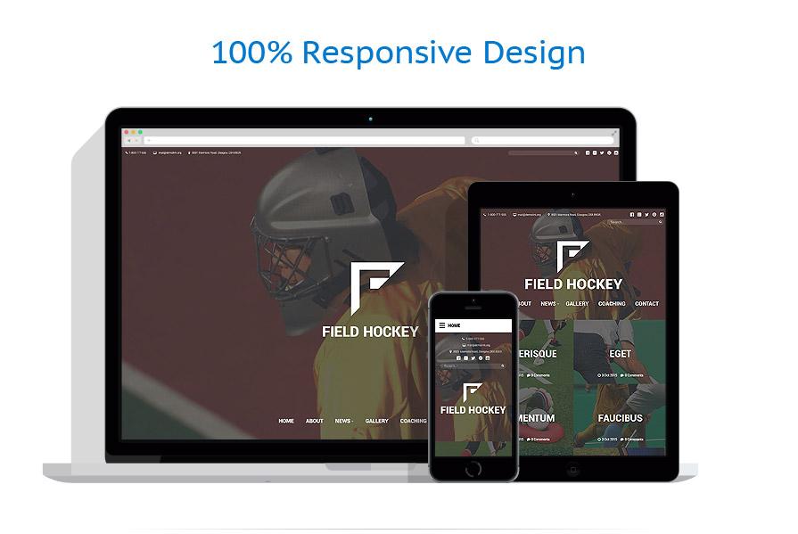Modèles HTML5 Sport #55296