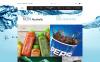 Адаптивный OpenCart шаблон №55261 на тему напитки и еда New Screenshots BIG