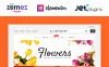 Адаптивный WooCommerce шаблон №55220 на тему цветочный магазин New Screenshots BIG