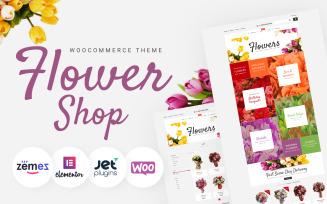 Flower Shop - Colorful WooCommerce Theme