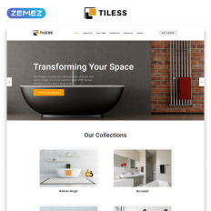 35 Best Interior Design Website Templates