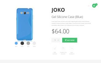Joko - Responsive Magento Theme
