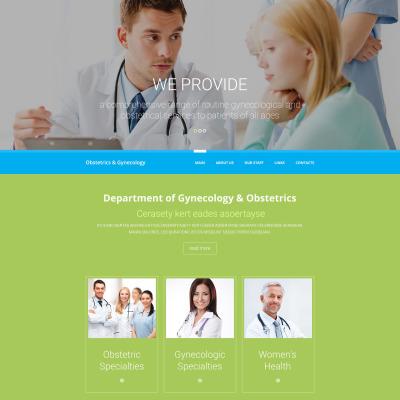 Modèle Web adaptatif  pour site médical