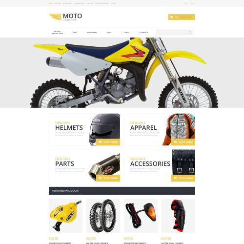 Moto  - osCommerce Template