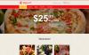 Muse шаблон №55280 на тему кафе и ресторан New Screenshots BIG