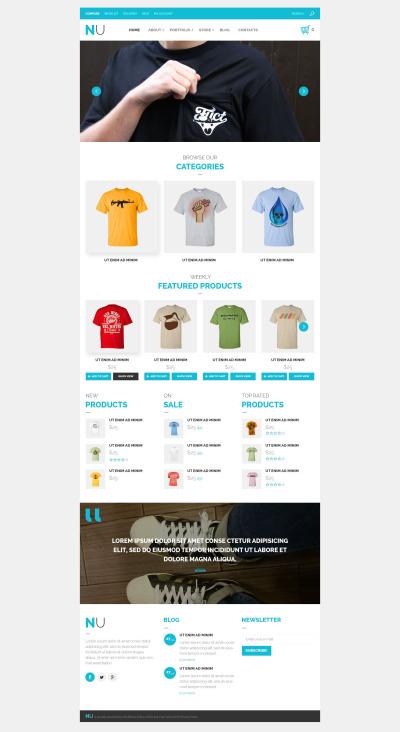 NU T-Shirts