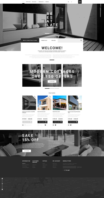 Hotel OpenCart Themes