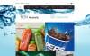 Responsywny szablon OpenCart #55261 na temat: jedzenie i napoje New Screenshots BIG