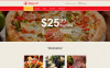 Template Muse para Sites de Cafeteria e Restaurante №55280 New Screenshots BIG