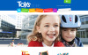 Template ZenCart  Flexível para Sites de Loja de Brinquedos №55288 New Screenshots BIG