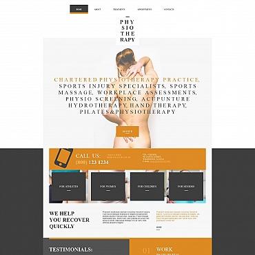 Купить  пофессиональные Moto CMS HTML шаблоны. Купить шаблон #55306 и создать сайт.