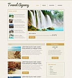 Travel Moto CMS HTML  Template 55309