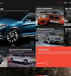 Cars Moto CMS HTML  Template 55324