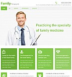 Medical Moto CMS 3  Template 55334