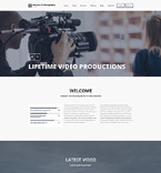 Art & Photography Drupal  Template 55343