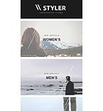 Fashion Newsletter  Template 55348