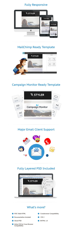 Modèles Newsletter Mode #55348