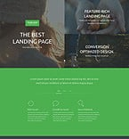 Landing Page  Template 55352