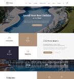 Hotels Website  Template 55353