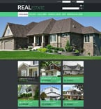 Real Estate ZenCart  Template 55356