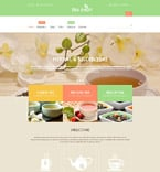 Food & Drink Shopify Template 55361