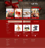 Gifts osCommerce  Template 55362