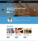 Architecture Website  Template 55373