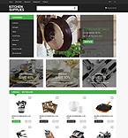 Furniture OpenCart  Template 55377