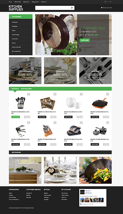 ADOBE Photoshop Template 55377 Home Page Screenshot