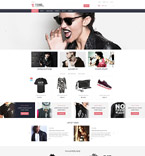 Fashion PrestaShop Template 55378