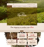 Food & Drink OpenCart  Template 55380