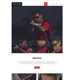 Sport Website  Template 55398