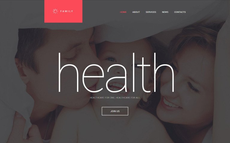 Family Drupal Template
