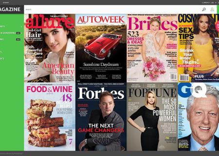 Magazine Publisher
