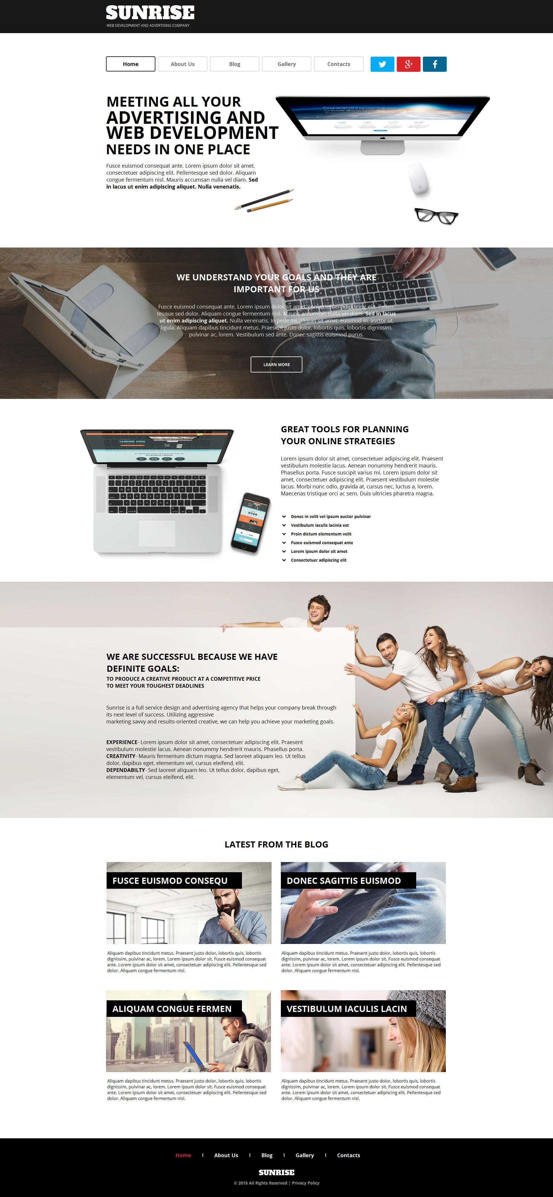 奖金Moto CMS HTML模板 #55315