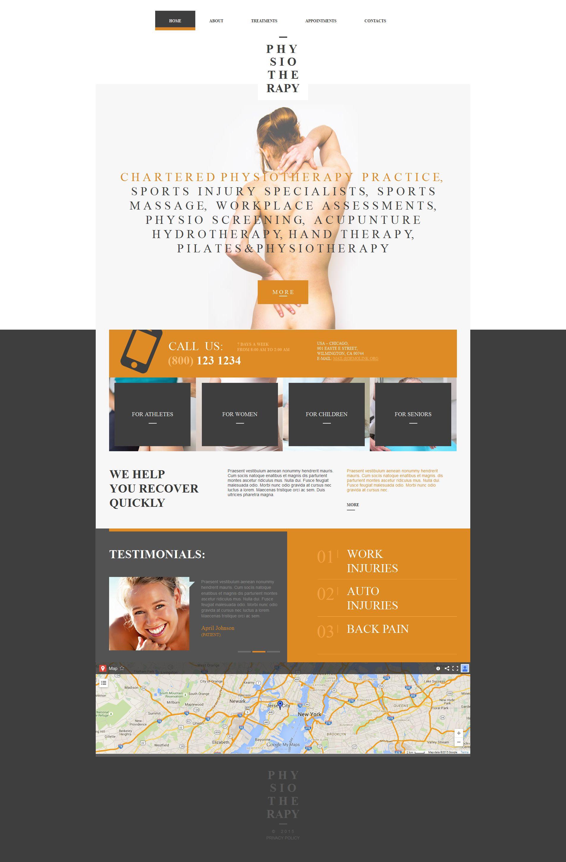 Premium Moto CMS HTML-mall #55306