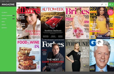Magazine Responsive PrestaShop Motiv